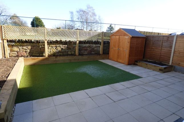 Rear Garden of Sunnyside Lane, Yate, Bristol BS37