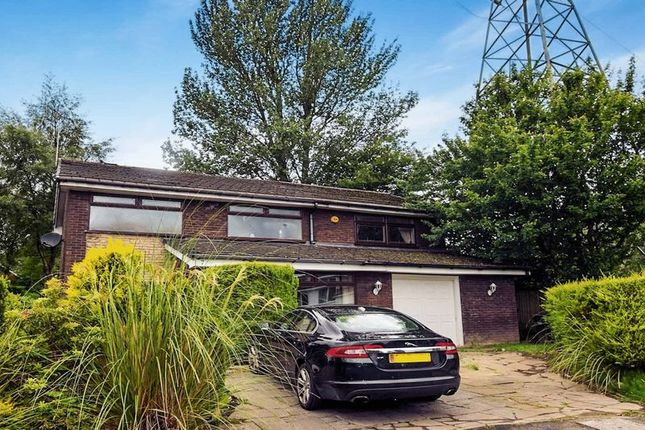 Thumbnail Detached house for sale in Willow Hey, Bromley Cross, Bolton