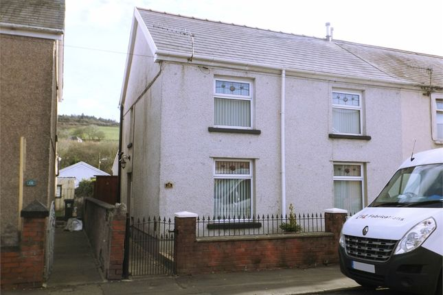 Thumbnail Semi-detached house for sale in Depot Road, Cwmavon, Port Talbot, West Glamorgan