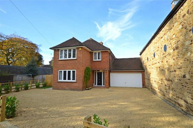 Thumbnail Detached house for sale in Mill Lane, Kingsthorpe, Northampton
