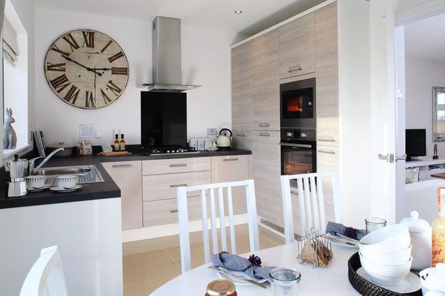 """Thumbnail End terrace house for sale in """"Malvern"""" at Pentrebane Road, Fairwater, Cardiff"""