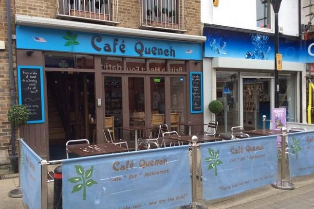 Thumbnail Restaurant/cafe for sale in George Street, Hove