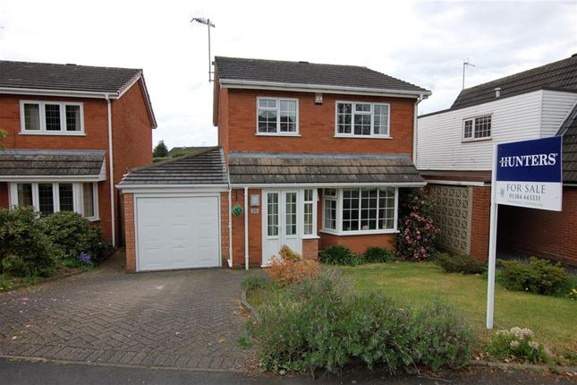 Thumbnail Detached house for sale in Chingford Close, Wordsley