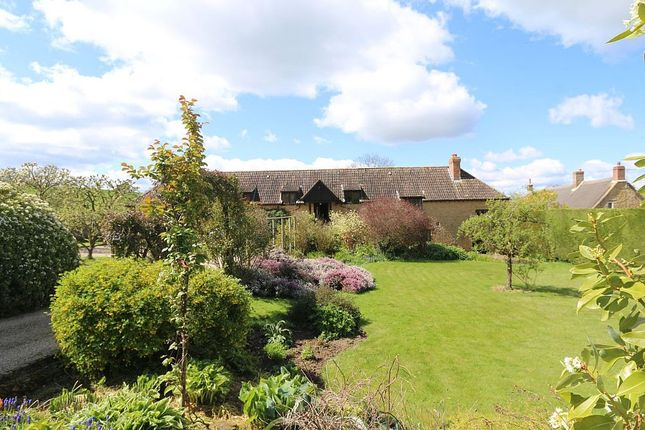 Thumbnail Barn conversion for sale in Woolston, North Cadbury, Sherborne, Somerset