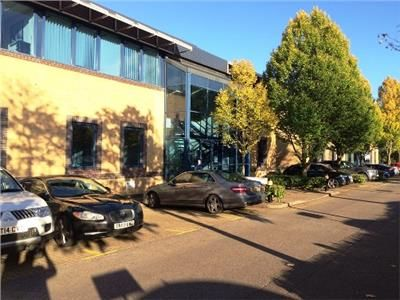 Thumbnail Office to let in First Floor 3, Ambley Green, Gillingham Business Park, Gillingham, Kent