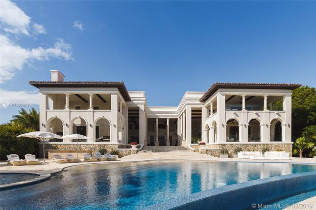 Thumbnail Villa for sale in Coral Gables, Miami-Dade County, Florida, United States