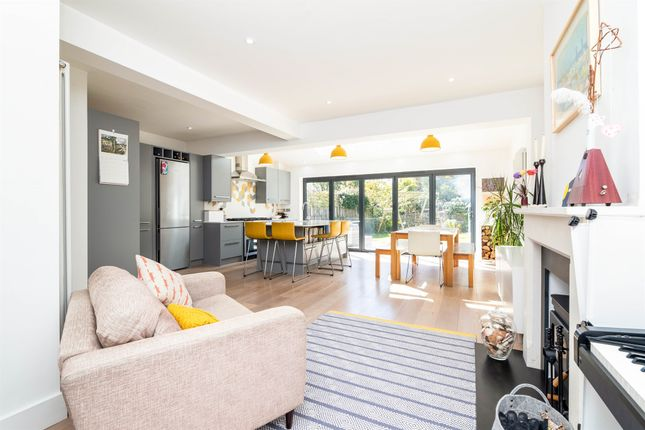 Thumbnail Semi-detached house for sale in Withdean Court Avenue, Preston, Brighton