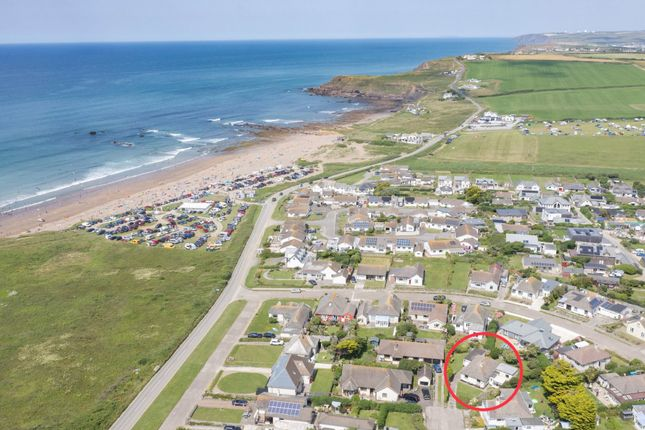 3 bed detached bungalow for sale in Crescent Close, Widemouth Bay, Bude EX23