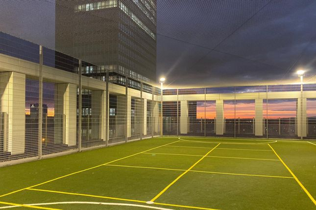 Rooftop Sports Pitch