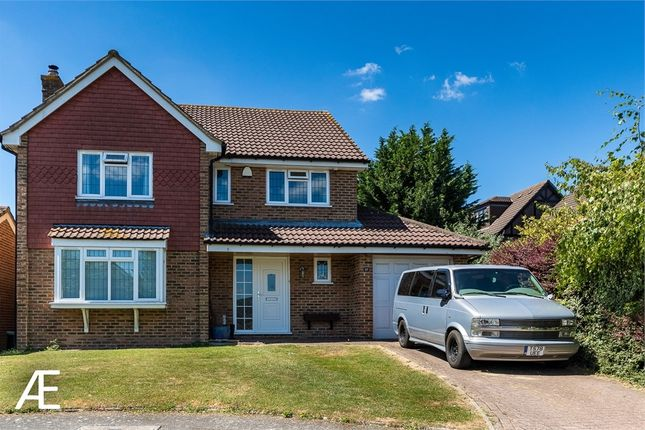 Thumbnail Detached house to rent in Beechwood Rise, Chislehurst, Kent