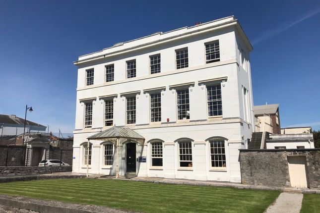 Office to let in Mount Wise, Devonport, Plymouth
