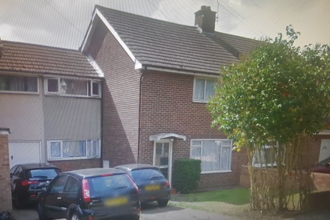 Thumbnail Semi-detached house to rent in Sipson Road, West Drayton