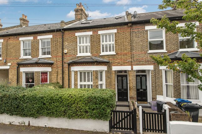 Thumbnail Terraced house for sale in Gladstone Road, Wimbledon