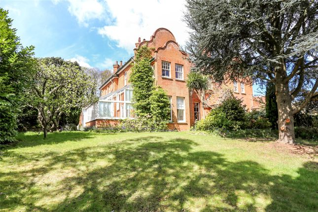 Thumbnail Semi-detached house for sale in Knoll Close, Fleet, Hampshire
