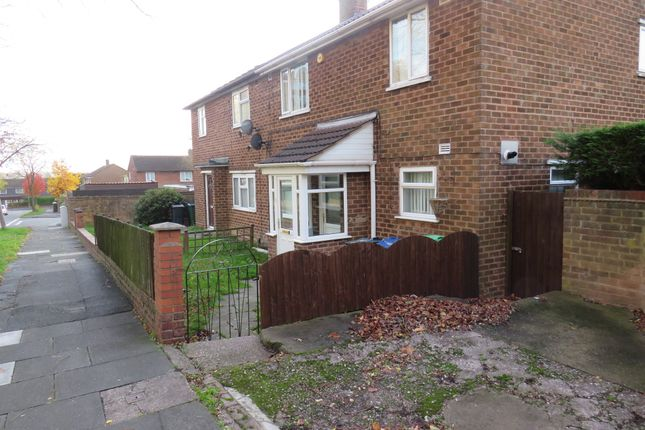 Thumbnail Semi-detached house for sale in Acacia Avenue, Walsall