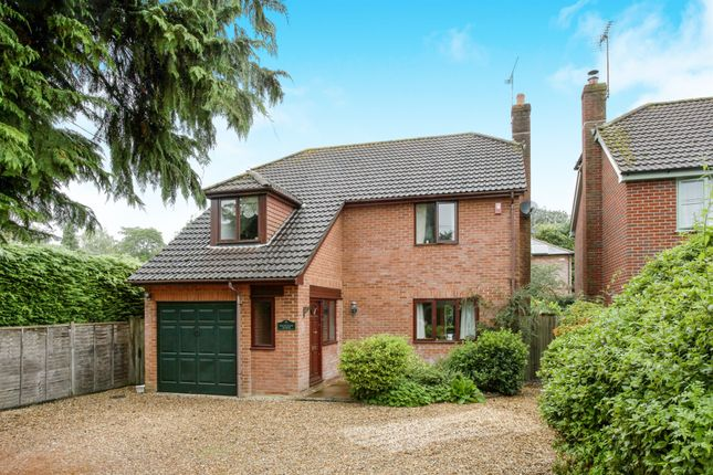 Thumbnail Detached house for sale in Weston Lane, Winterslow, Salisbury