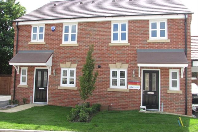 Thumbnail Semi-detached house to rent in Wootton Close, Knowle