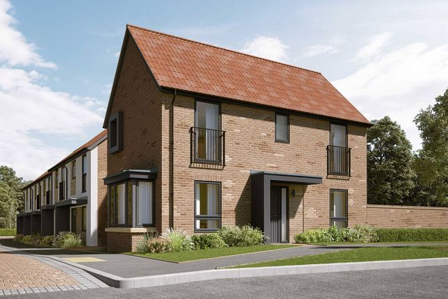 """Thumbnail End terrace house for sale in """"The Cedar"""" at Manor Road, Fishponds, Bristol"""