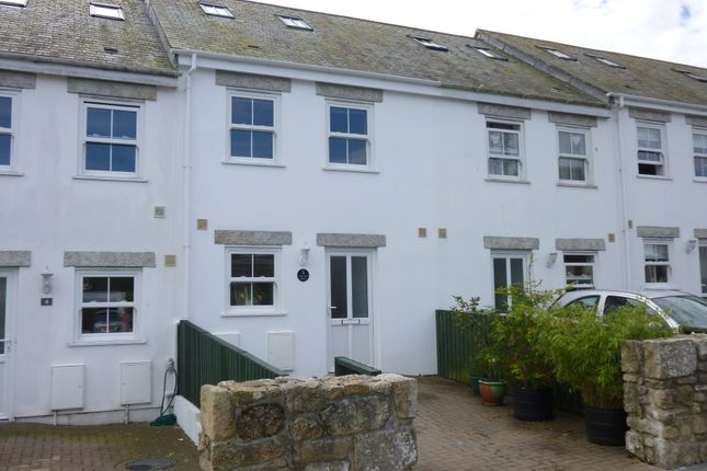 Thumbnail Terraced house to rent in Bolitho Mews, Heamoor