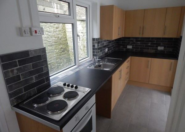 Thumbnail End terrace house for sale in Troy Road, Llanhilleth