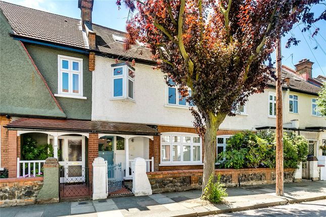Thumbnail Terraced house to rent in Vernon Road, London
