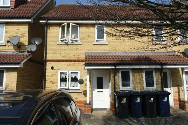 Thumbnail Semi-detached house for sale in Poppy Close, Northolt