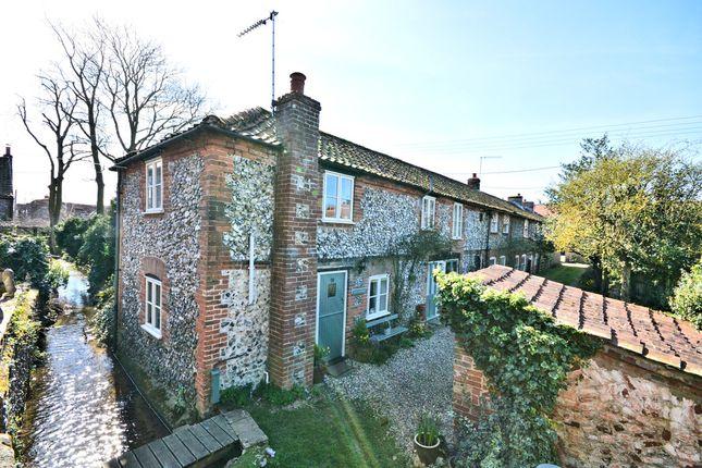 3 bed end terrace house for sale in Back Street, South Creake, Fakenham