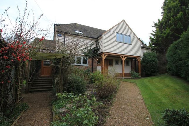 Thumbnail Detached house to rent in Rectory Close, Etchingham Road, Burwash, E Sussex