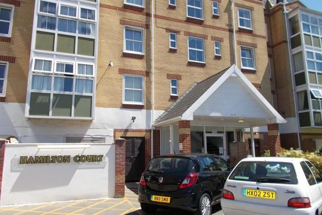 Thumbnail Flat to rent in Ashby Place, Southsea