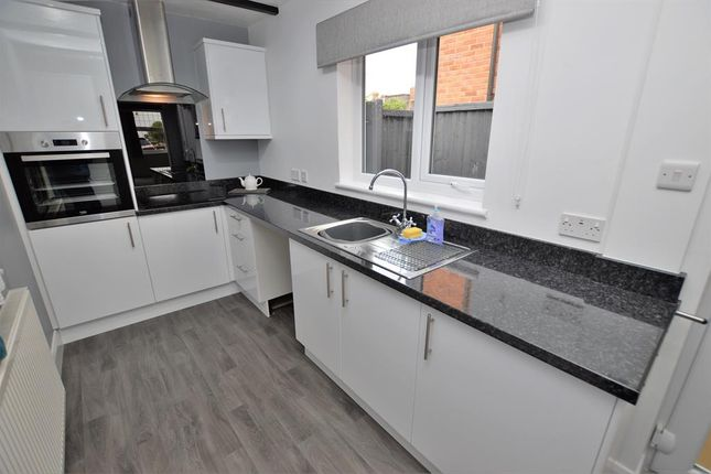 Kitchen of Mill Lane, Enderby, Leicester LE19