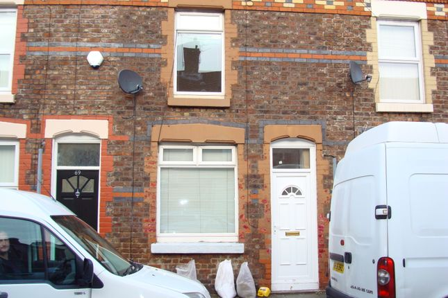2 bed terraced house to rent in Nimrod Street, Liverpool