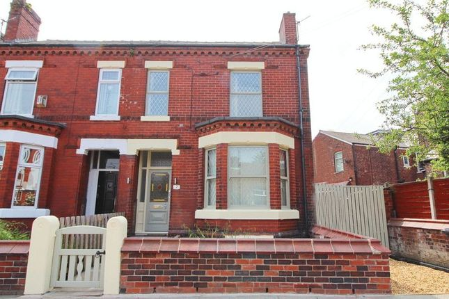 Thumbnail Semi-detached house for sale in Osborne Road, Salford