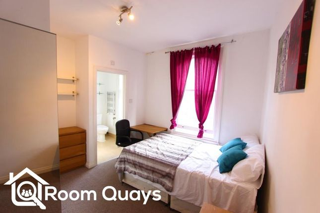 Thumbnail Shared accommodation to rent in Sarum Terrace, Bow Common Lane, London