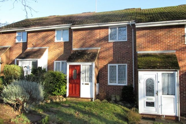 Thumbnail Terraced house for sale in Havendale, Hedge End, Southampton
