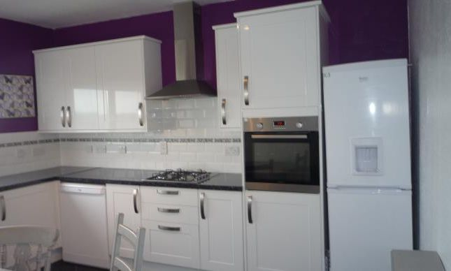 Thumbnail Flat to rent in John Hunter Court, St. Brycedale Road, Kirkcaldy