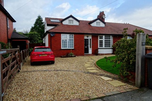 Thumbnail Semi-detached house for sale in Rawstorne Road, Penwortham, Preston