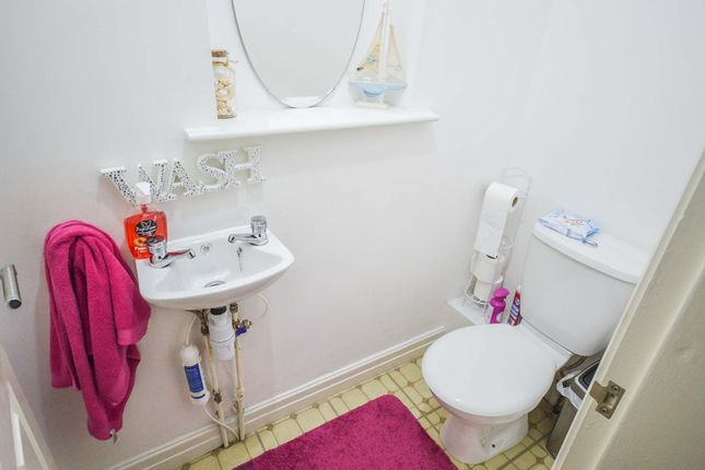 Downstairs WC of New Forest Road, Brooklands, Manchester M23
