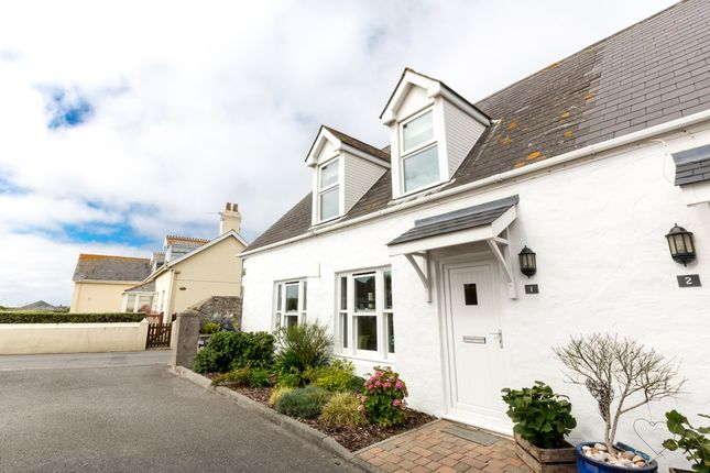 Thumbnail Semi-detached house to rent in Route De La Passee, St. Sampson, Guernsey