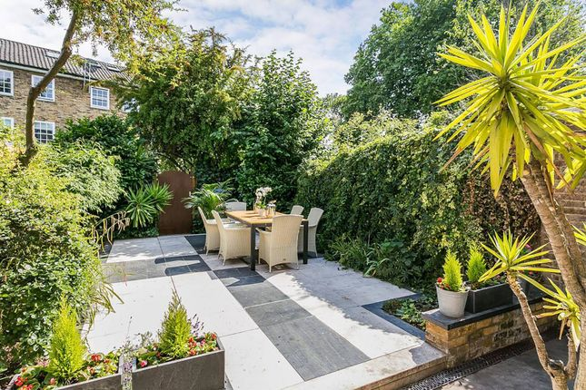 Thumbnail Terraced house to rent in St Pauls Road, Canonbury, London