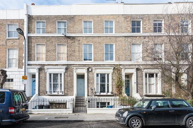 Thumbnail Terraced house for sale in Shakspeare Walk, London