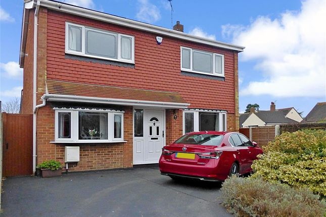 Thumbnail Detached house for sale in Romney Road, Billericay, Essex