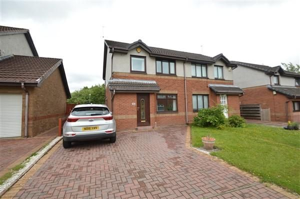 Thumbnail Semi-detached house for sale in Duntreath Grove, Old Drumchapel