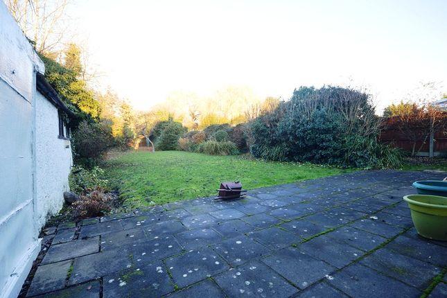 Rear Garden Ext Photo
