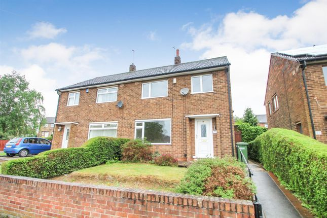 Thumbnail Semi-detached house to rent in Bagnall Avenue, Arnold, Nottingham