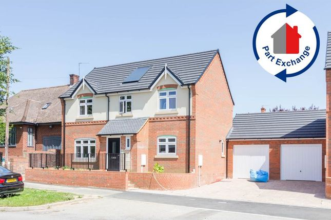 Thumbnail Link-detached house for sale in Hardwick Road, Wellingborough