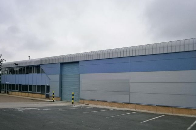 Thumbnail Industrial to let in Sandringham Court, Bentley Wood Way, Burnley