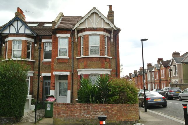 Thumbnail End terrace house for sale in Ladywell Road, London