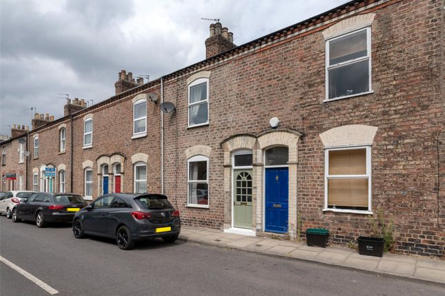 Thumbnail Terraced house for sale in Frances Street, York