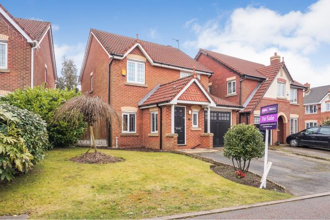 Thumbnail Detached house for sale in Fieldview, Upholland