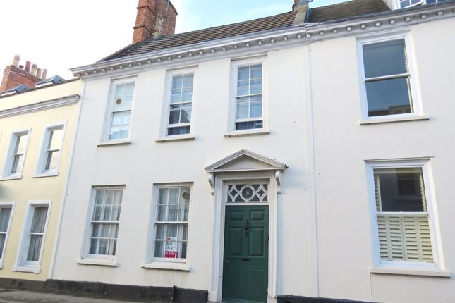1 bedroom flat for sale in Chamberlain Street, Wells